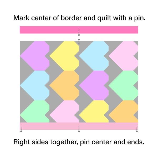 Pin Vertical Borders